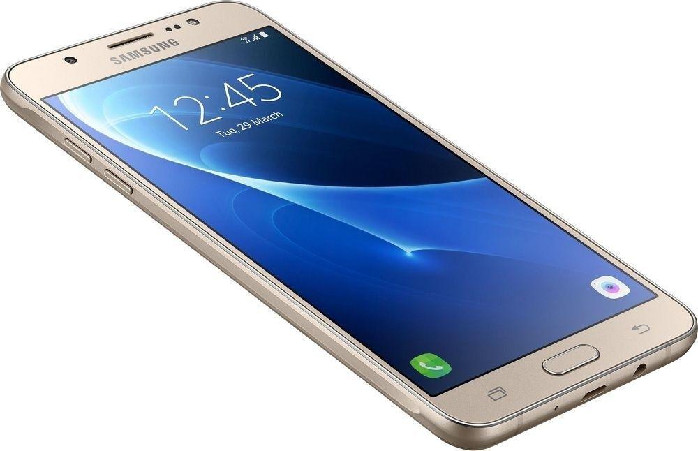 Мобильный телефон Samsung J710F Galaxy J7 2016 Gold (SM-J710FZDUSEK) - 2