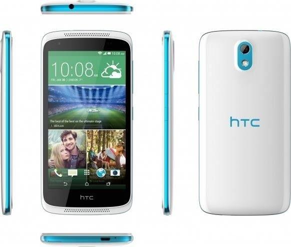 Мобильный телефон HTC Desire 526G White - 2