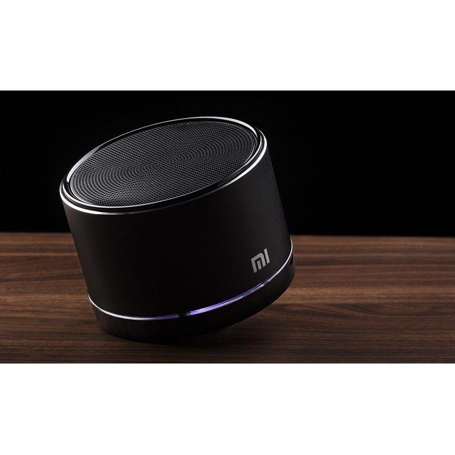 Портативная акустика      Xiaomi Round Bluetooth Speaker  - 1