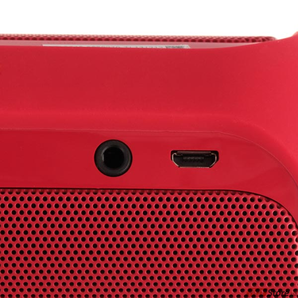 Портативная акустика JBL Flip II Red (JBLFLIPIIREDEU) - 4