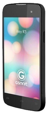 Мобильный телефон Gigabyte GSmart Rey R3 Black - 1