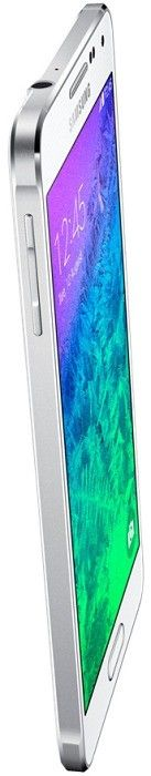 Мобильный телефон Samsung Galaxy Alpha G850F Dazzling White - 1