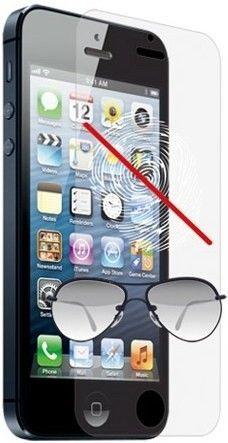 Защитная пленка Ozaki O!coat Anti-glare&fingerprint+ for iPhone 5 (OC527) - 1
