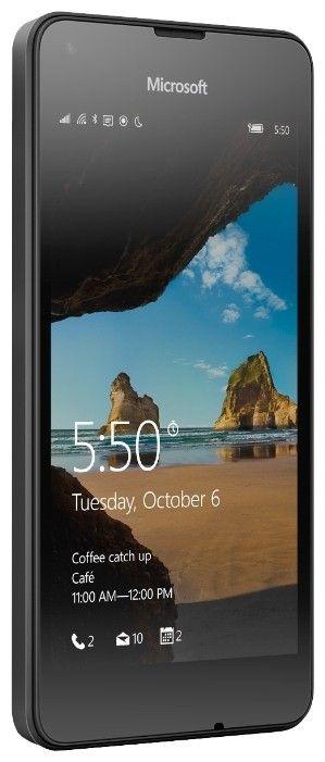Мобильный телефон Microsoft Lumia 550 Black - 2