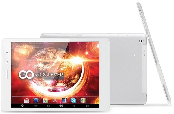 Планшет GoClever Aries 785 3G White - 2