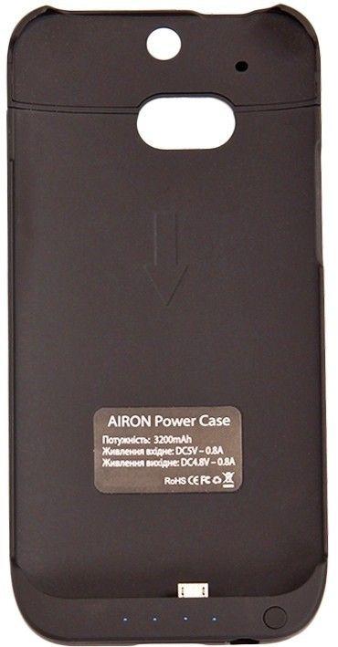AIRON Power Case для HTC One M8 - 1