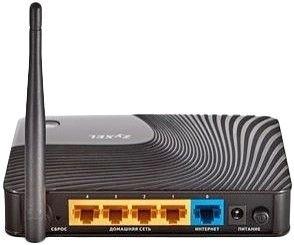 Wi-Fi роутер ZyXEL Keenetic Start - 1