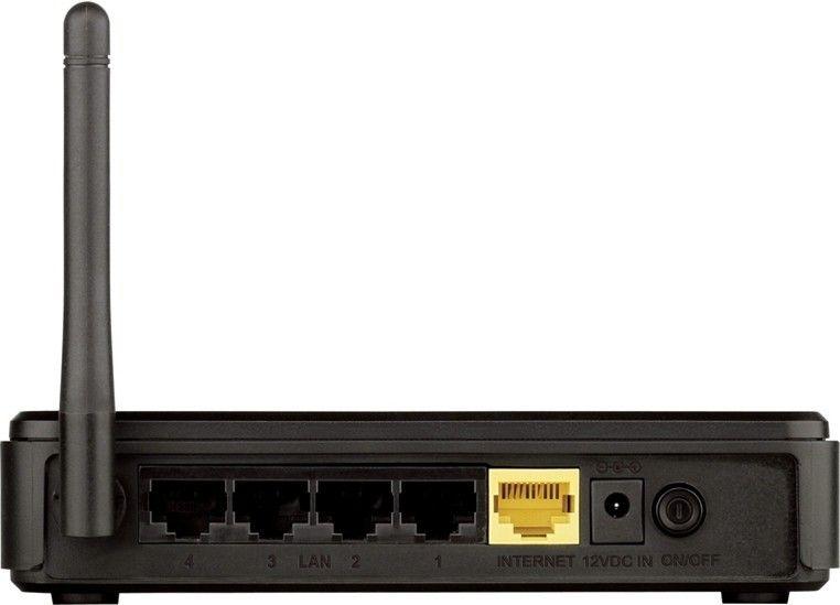 Wi-Fi роутер D-Link DIR-300/A/C1 - 1
