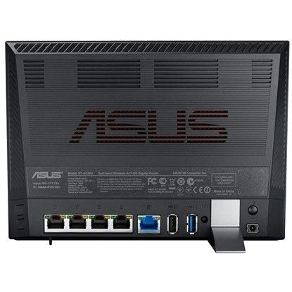 Wi-Fi роутер ASUS RT-AC56U - 2