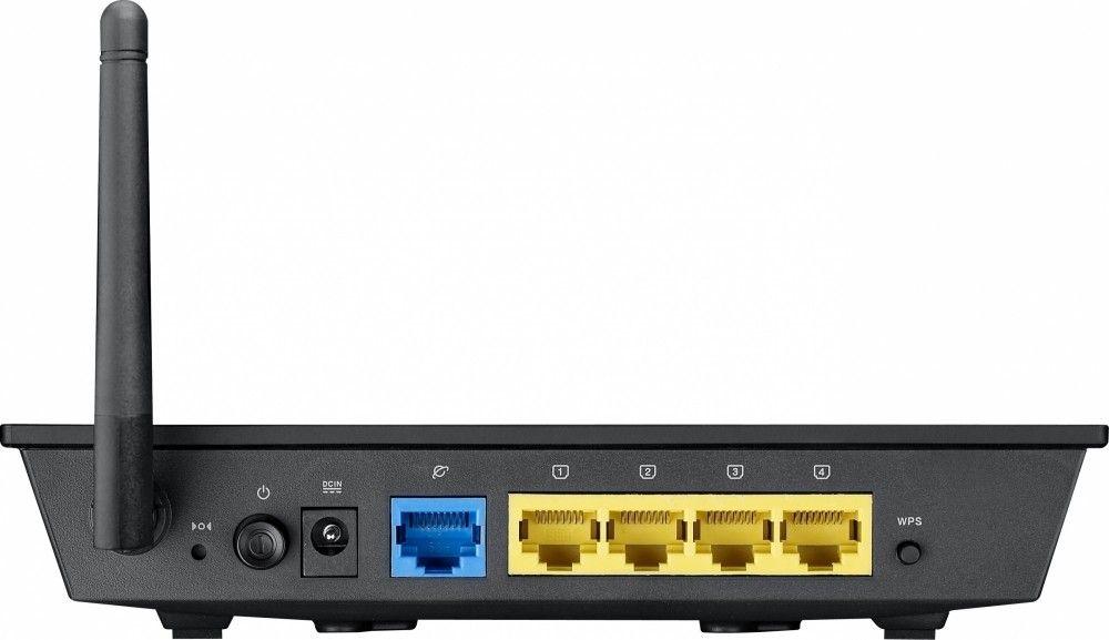 Wi-Fi роутер ASUS RT-N10E - 2