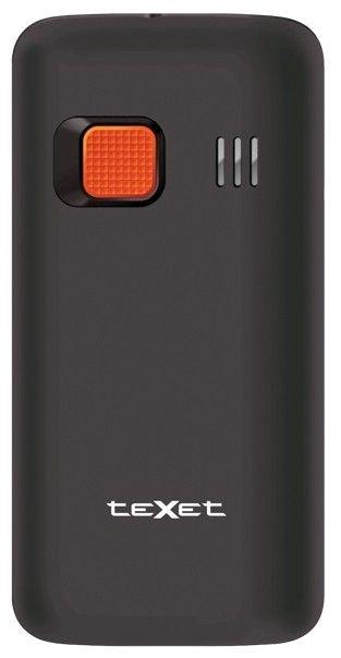 Мобильный телефон Texet TM-B112 Black - 1
