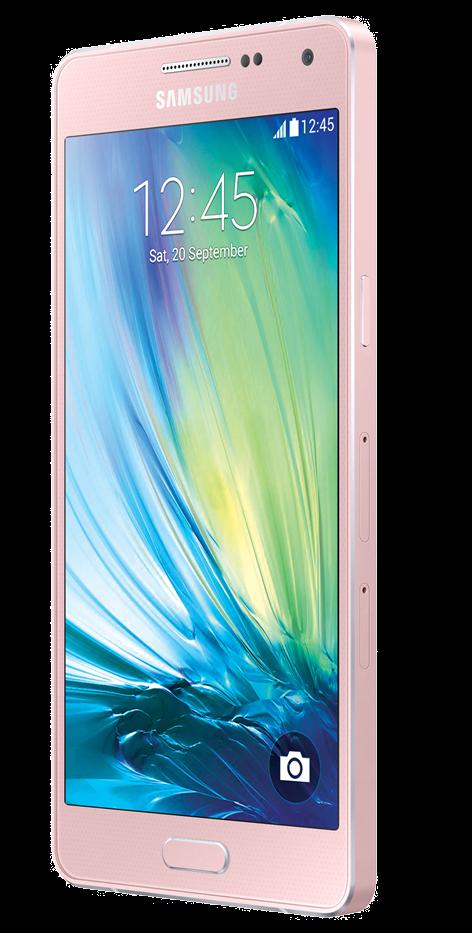 Мобильный телефон Samsung Galaxy A5 Duos SM-A500H Pink - 2