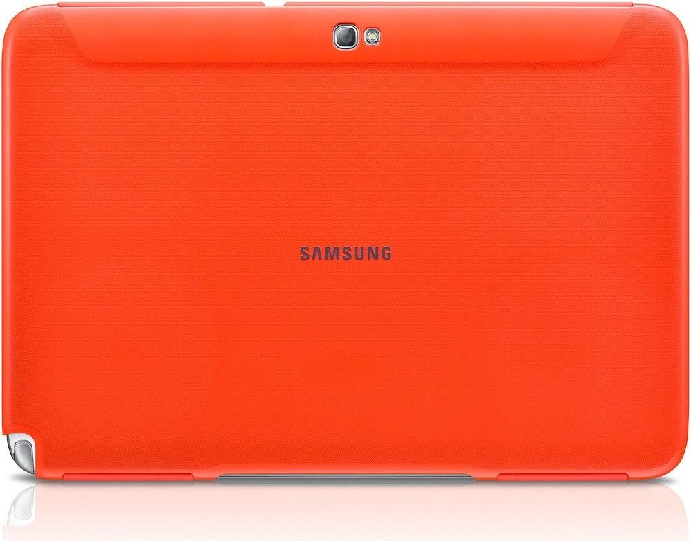 """Обложка Samsung для Galaxy Note 10.1"""" Orange (EFC-1G2NOECSTD) - 4"""