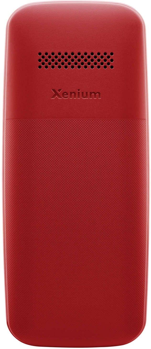Мобильный телефон Philips E109 Red от Територія твоєї техніки - 3