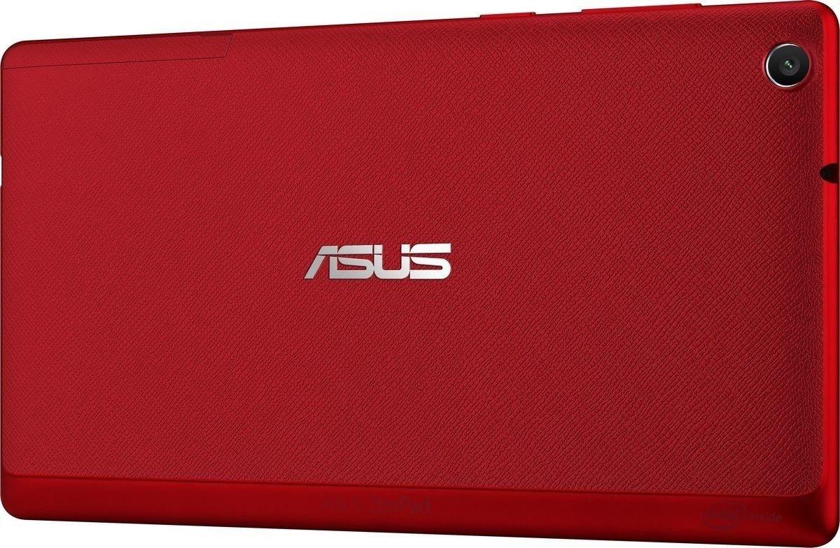Планшет Asus ZenPad C 7 8GB Red (Z170C-1C002A) - 3