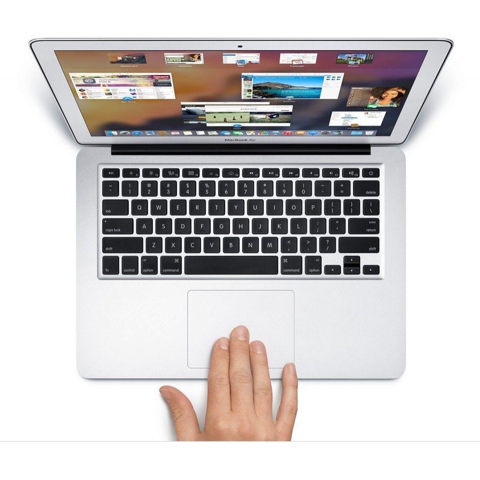 "Ноутбук Apple MacBook Air 13"" (MJVG2UA/A) - 4"