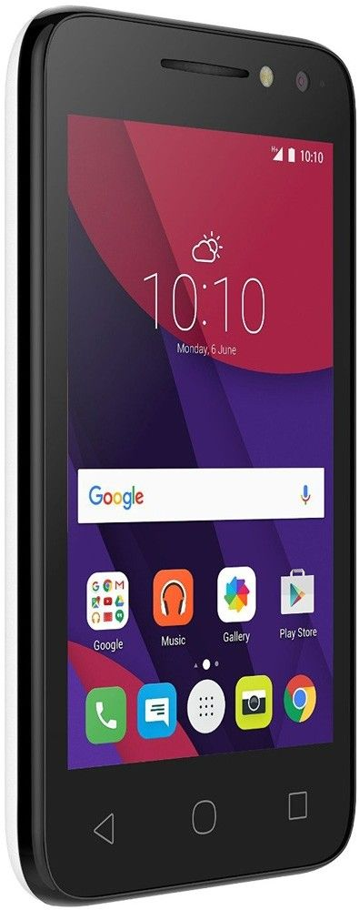 Мобильный телефон Alcatel 4034D Pure White - 2