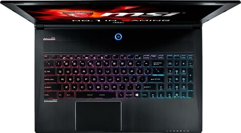 Ноутбук MSI GS60 6QE Ghost Pro (GS606QE-428UA) - 1