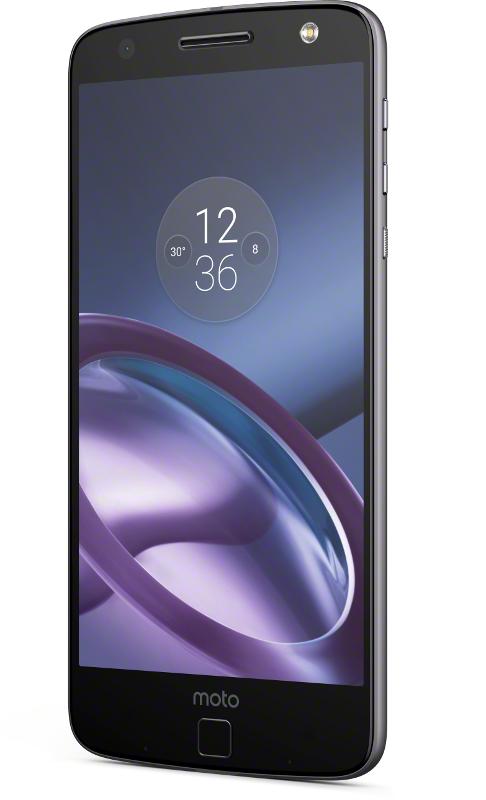 Мобильный телефон Motorola Moto Z Black - 4