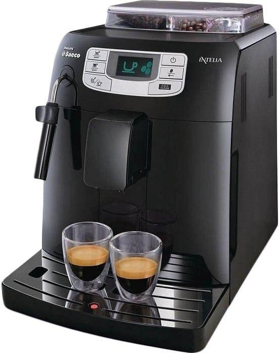 Кофеварка Saeco Intelia Focus (HD8751/19) - 2