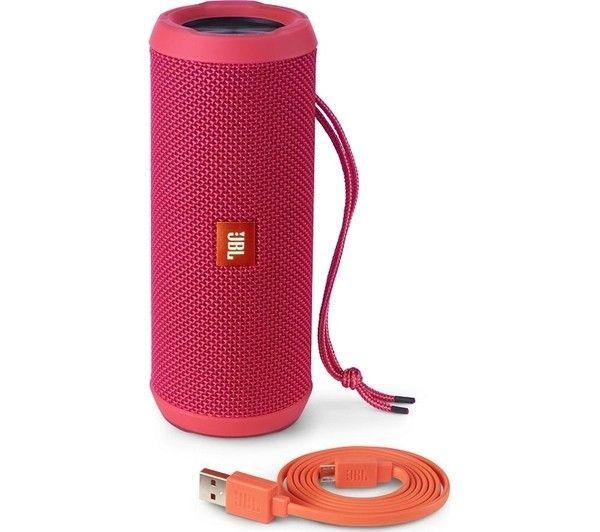 Портативная акустика JBL Flip 3 Pink (JBLFLIP3PINK) - 2