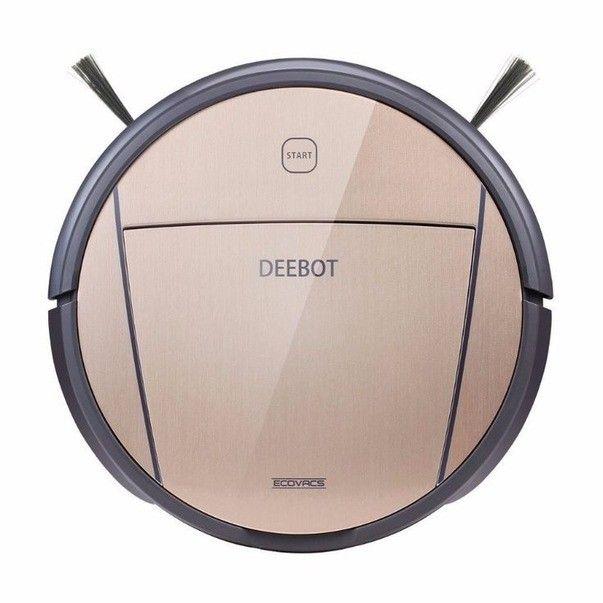 Ecovacs Deebot D83 Robot Gold (ER-D83) - 1