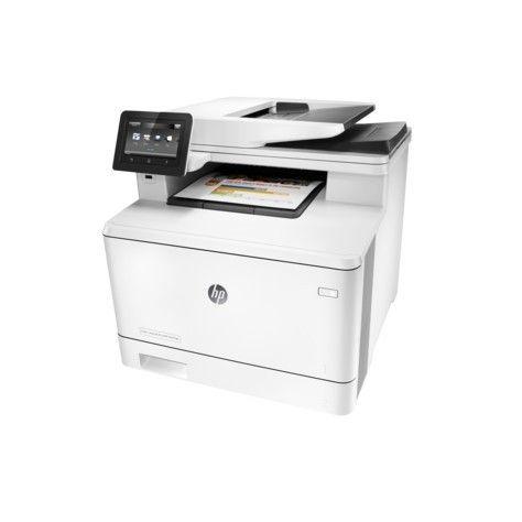 МФУ HP Color LaserJet Pro M477fdn (CF378A) - 1