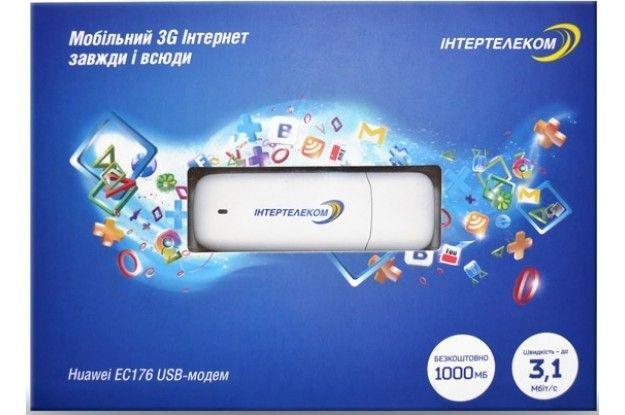 3G роутер Интертелеком Huawei EC 176 - 1