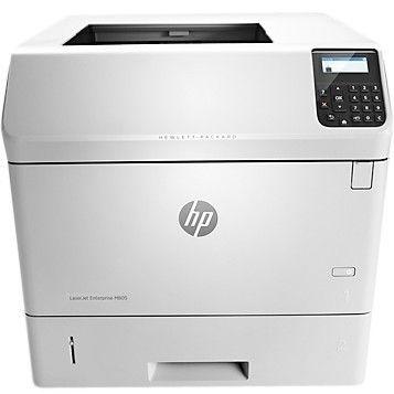 Принтер HP LaserJet Enterprise M605dn (E6B70A) - 1