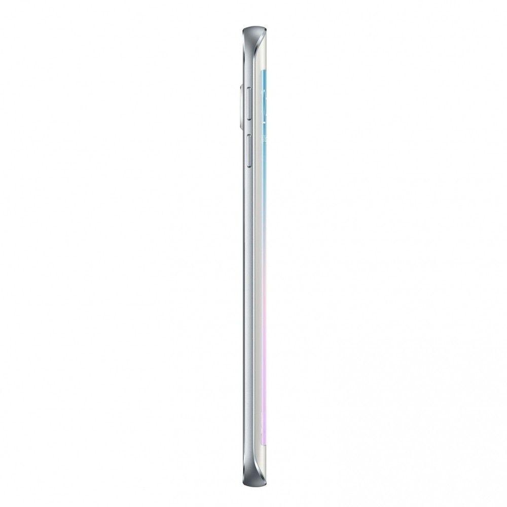 Мобильный телефон Samsung Galaxy S6 Edge 32GB G925F (SM-G925FZWASEK) White - 1