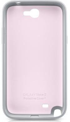 Чехол Samsung для GT-N7100 Galaxy Note II Pink (EFC-1J9BPEGSTD) - 1