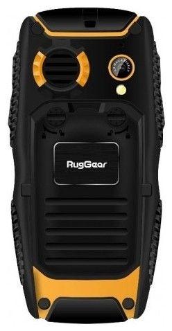 Мобильный телефон RugGear P860 Explorer Black/Yellow - 1