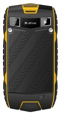 Мобильный телефон teXet X-driver TM-4104R - 1
