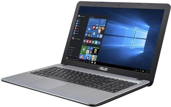 Ноутбук Asus X540SC (X540SC-XX002D) Silver Gradient - 1