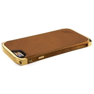 Чехол для iPhone 6/6S Element Case Ronin Ultra Luxe Gold/Bocote/Gold Leather (EMT-0155) - 1