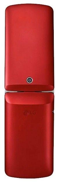 Мобильный телефон LG G360 Red (LGG360.ACISRD) - 3
