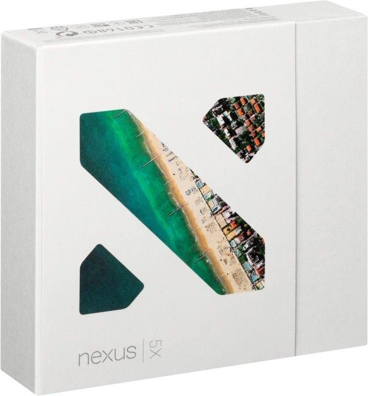 Мобильный телефон LG H791 Nexus 5X 16GB Mint - 2