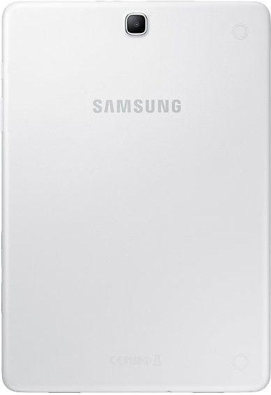 Планшет Samsung Galaxy Tab A 9.7 16GB LTE White (SM-T555NZWASEK) - 1