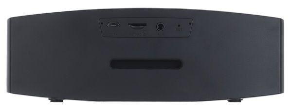 Портативная акустика Ergo BTH-110 Black от Територія твоєї техніки - 4