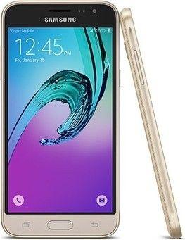 Мобильный телефон Samsung Galaxy J3 (2016) Gold (SM-J320HZDDSEK) - 1