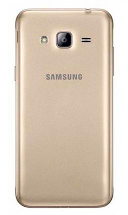 Мобильный телефон Samsung Galaxy J3 (2016) Gold (SM-J320HZDDSEK) - 2