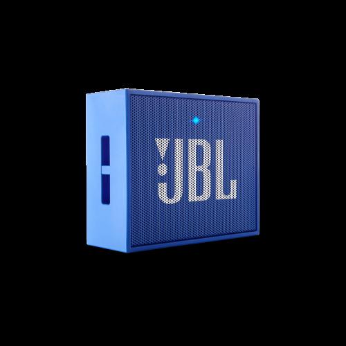 Портативная акустика JBL GO Blue - 1