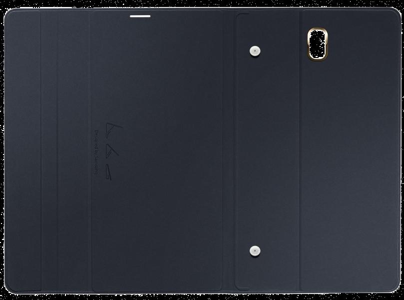 """Чехол Samsung T701 для Samsung Galaxy Tab S 8.4"""" Charcoal Black (EF-BT700BBEGRU) - 2"""