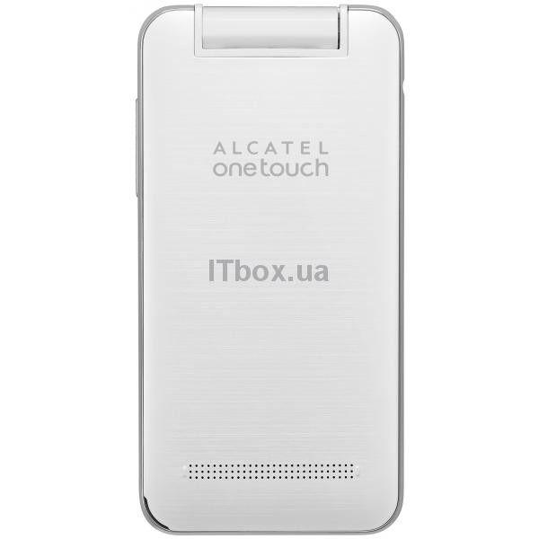 Мобильный телефон Alcatel One Touch 2012D Pure White - 2