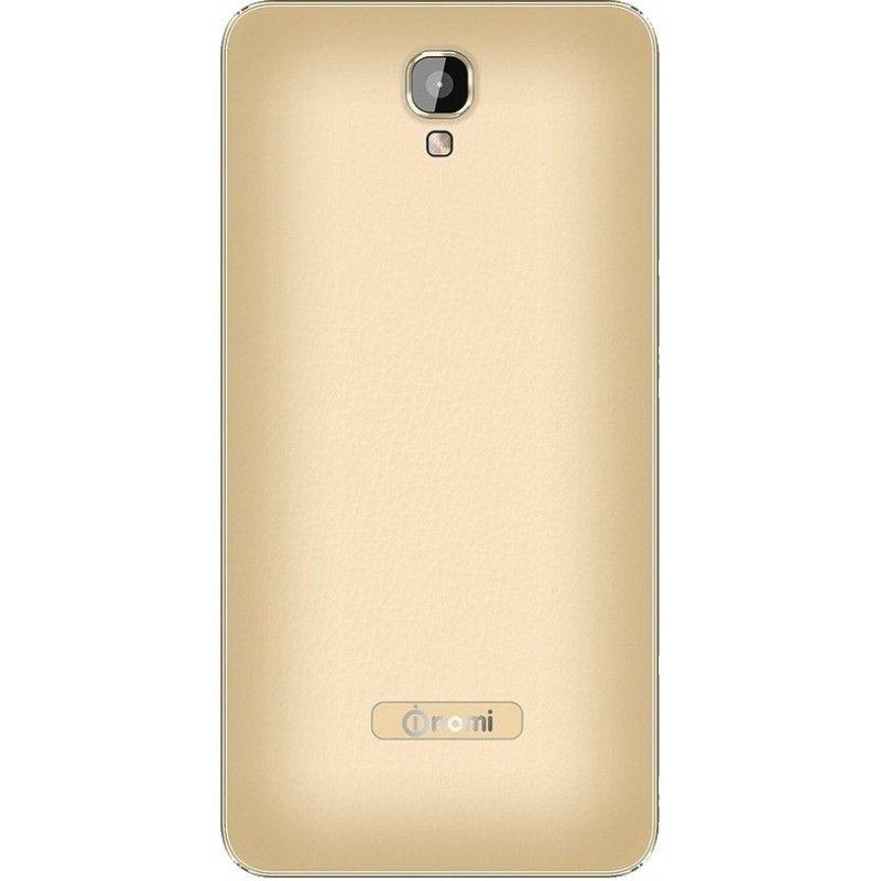 Мобильный телефон Nomi i504 Dream Gold - 1