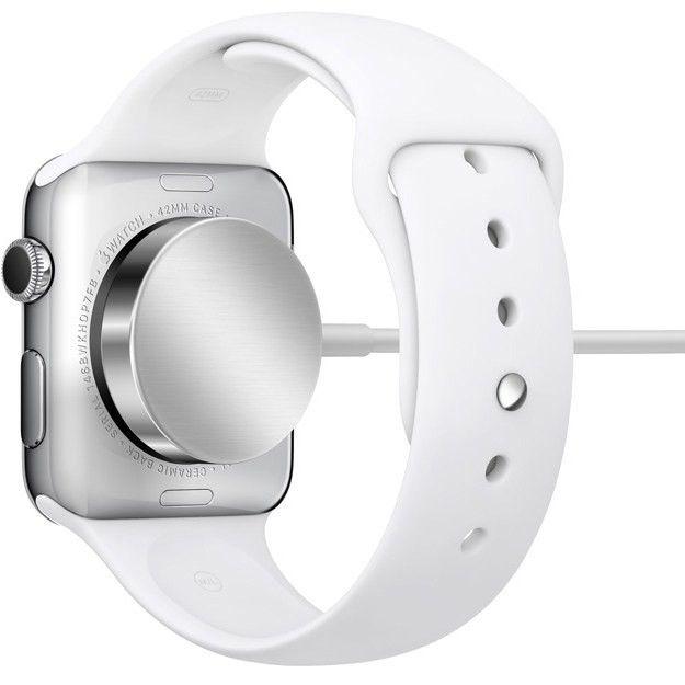 Магнитный зарядный кабель 1м для Apple Watch (MKLG2) - 5