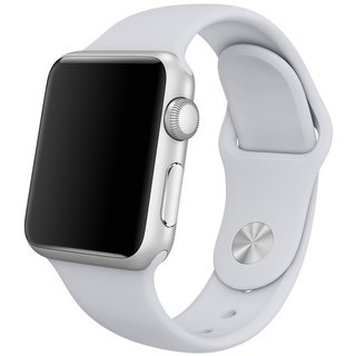 Ремешок Sport для Apple Watch 42мм (MLJU2) Fog - 3