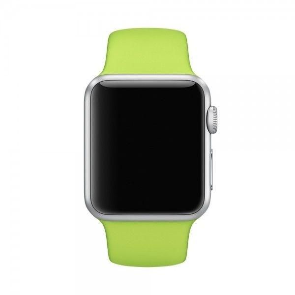 Ремешок Sport для Apple Watch 42мм (MJ4U2) Green - 1