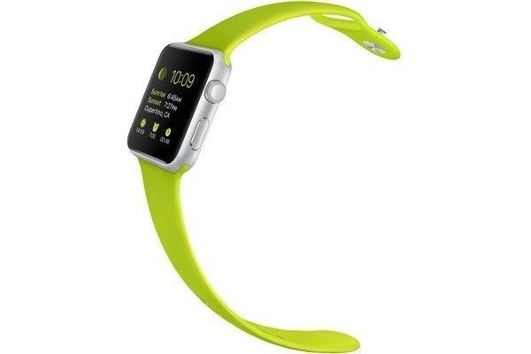 Ремешок Sport для Apple Watch 42мм (MJ4U2) Green - 2