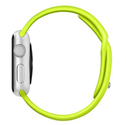 Ремешок Sport для Apple Watch 42мм (MJ4U2) Green - 3